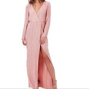 The Jetset Diaries Primavera Longsleeve Maxi Dress
